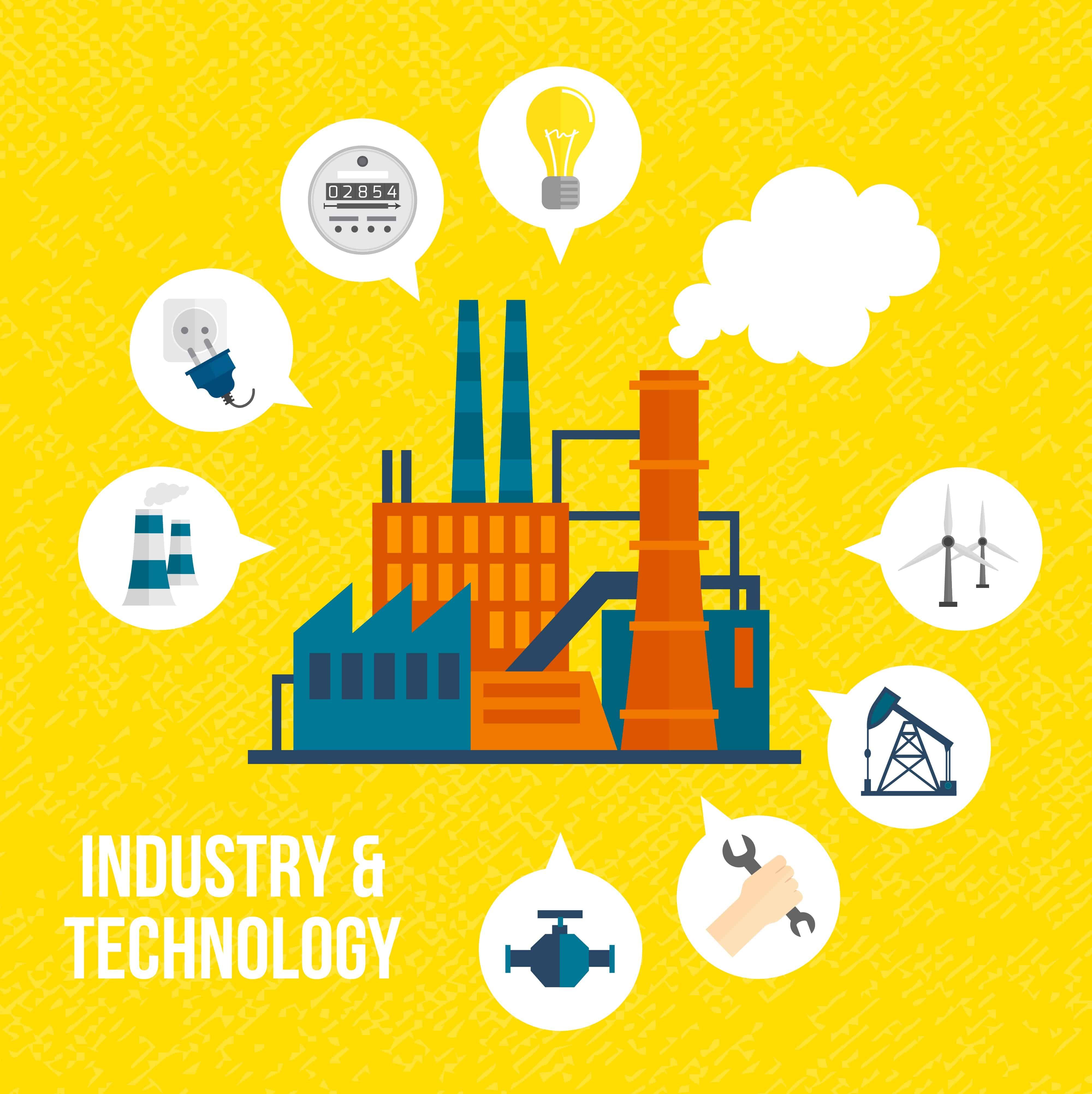 industrie 2017 évolutions