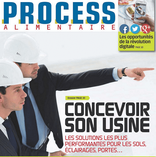 Process alimentaire magazine Usitab
