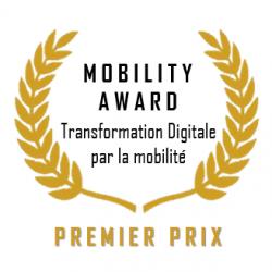 Mobility Award logo