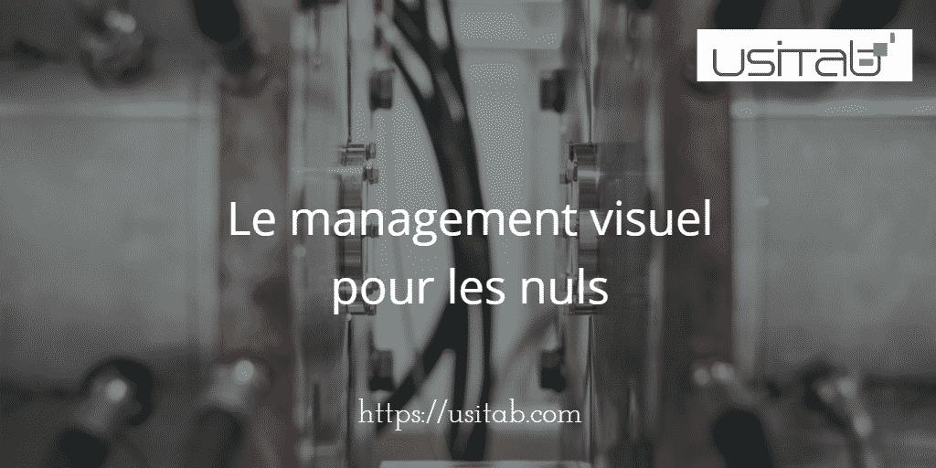 Le management visuel pour les nuls - Usitab