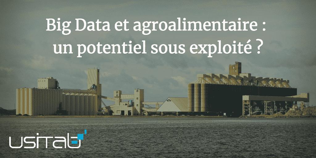 big data et agroalimentaire