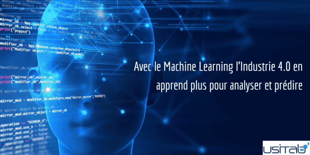 Machine learning usitab industrie 4.0