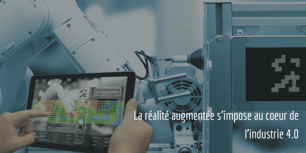 La réalité augmentée industrie 4.0