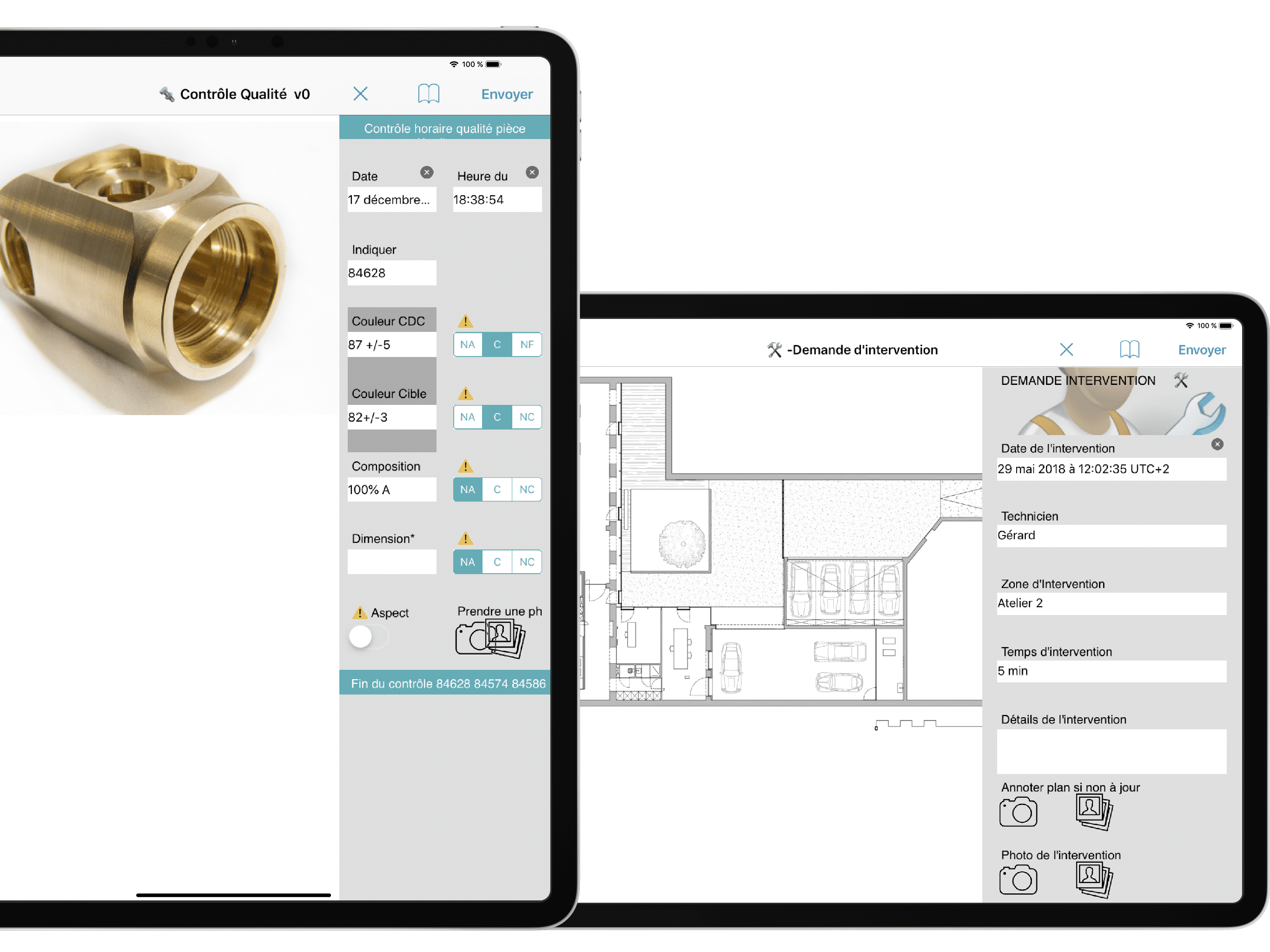 Créer des formulaires interactifs totalement personnalisables avec de nombreuses propositions de champs et une intégration des documents du site.