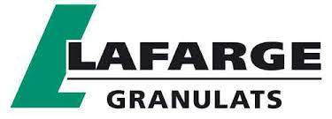 Logo client Lafarge granulat